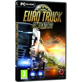 EURO TRUCK SIMULATOR 2 PL STEAM (nowa)