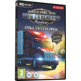 American Truck Simulator PL STEAM (nowa)