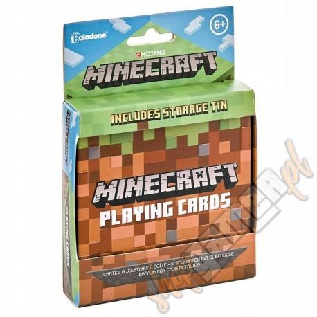 KARTY DO GRY MINECRAFT (nowe)