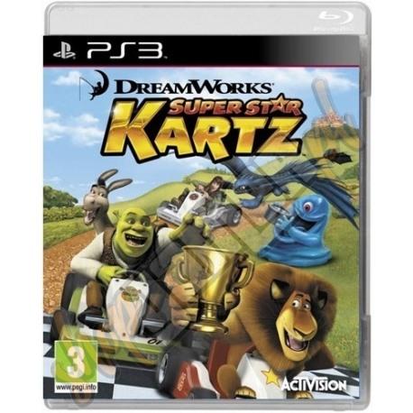 DreamWorks Super Star Kartz (używana)