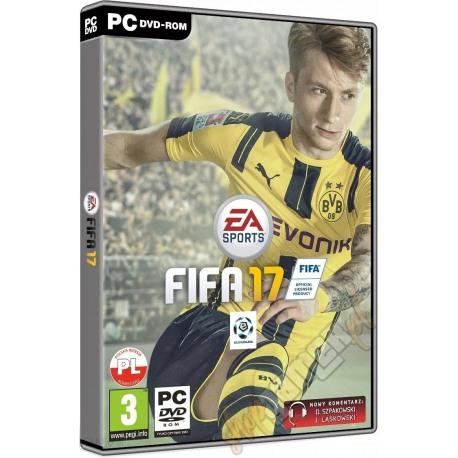 FIFA 17 PL (nowa)