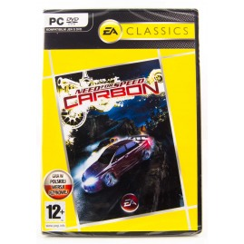 Need For Speed Carbon PL (nowa)