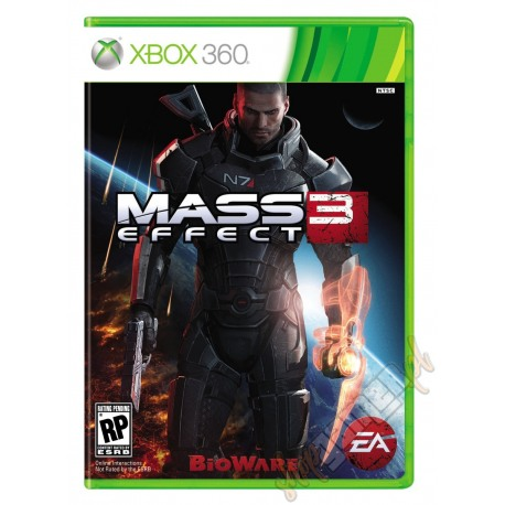 Mass Effect 3 (używana)