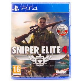 Sniper Elite 4 PL (nowa)
