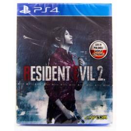 Resident Evil 2 Remake PL + okładka 3D (nowa)