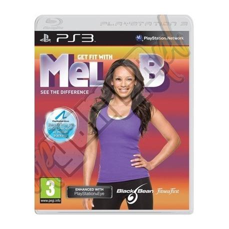 Get Fit with Mel B (używana)