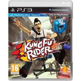 Kung Fu Rider (używana)