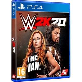 WWE 2K20 (używana)