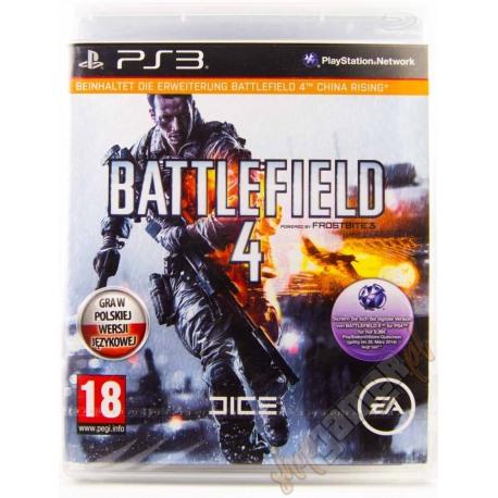 Battlefield 4 (używana) DE