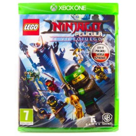 LEGO Ninjago Movie PL (NOWA)