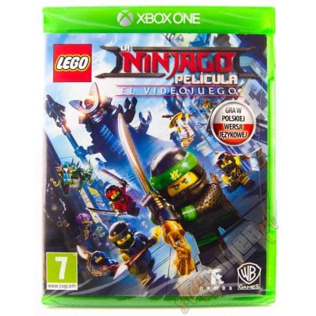 LEGO Ninjago Movie Gra wideo (nowa)