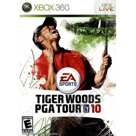 Tiger Woods PGA Tour 10 (używana)