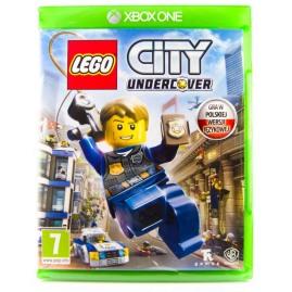 LEGO City Tajny Agent PL (nowa)