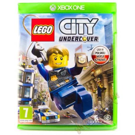 LEGO City Tajny Agent (nowa)