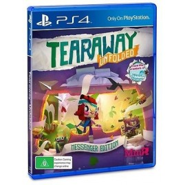 Tearaway Unfolded Messenger Edition PL (używana)