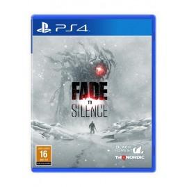 Fade to Silence PL (używana)
