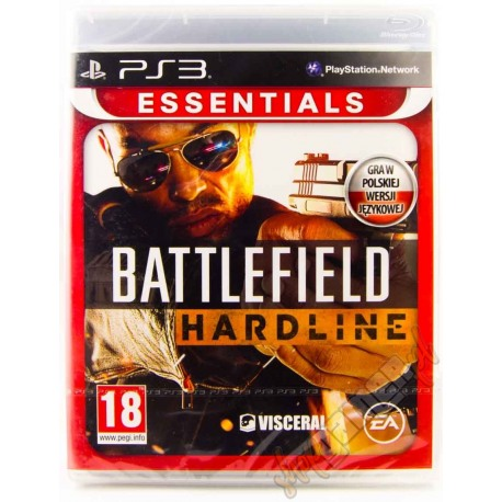 Battlefield Hardline PL PS3