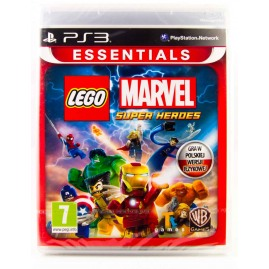 LEGO Marvel Super Heroes PL (nowa)