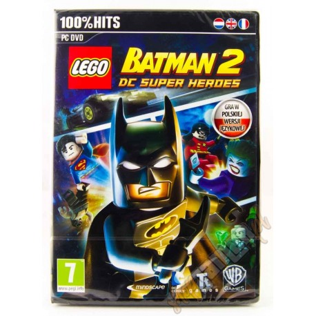 LEGO Batman 2: DC Super Heroes (nowa)