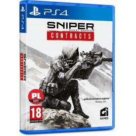 Sniper Ghost Warrior Contracts PL (używana)