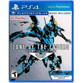 Zone of the Enders The 2nd Runner Mars VR (używana)