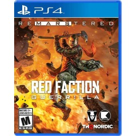 Red Faction Guerrilla Re-Mars-tered PL (używana)