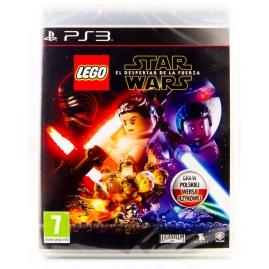 LEGO Gwiezdne wojny: Przebudzenie Mocy PL (nowa)