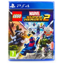 LEGO MARVEL SUPER HEROES 2 PL (nowa)