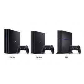 Czyszczenie PS4 / PS4 Slim / PS4 Pro