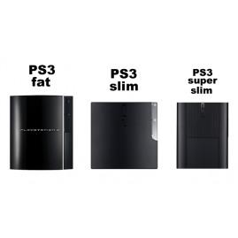 Czyszczenie PS3 / PS3 Slim / PS3 Super Slim