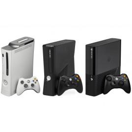 Czyszczenie Xbox 360 / Xbox 360 S / Xbox 360 E