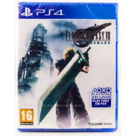 Final Fantasy VII Remake (nowa)