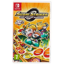 Sushi Striker The Way of Sushido ANG (nowa)