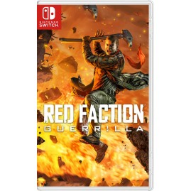 Red Faction Guerrilla Re-Mars-tered PL (nowa)