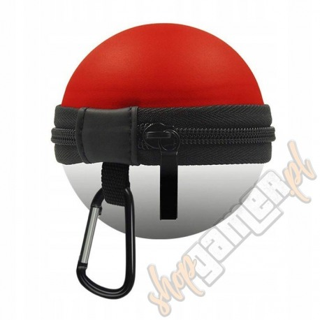 Pokrowiec etui na kontroler PokeBall Plus Switch (nowy)