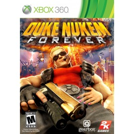 Duke Nukem Forever (używana)