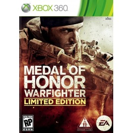 Medal of Honor: Warfighter PL (używana)