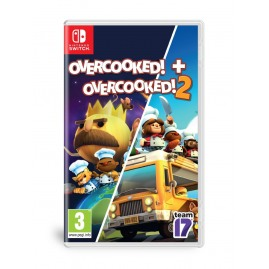 Overcooked! + Overcooked! 2 (nowa)