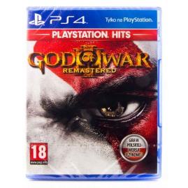 God of War III Remastered PL (nowa)