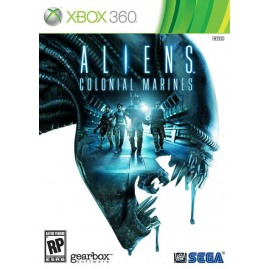 Aliens: Colonial Marines PL (używana)