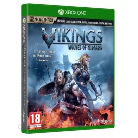 Vikings Wolves of Midgard (używana)