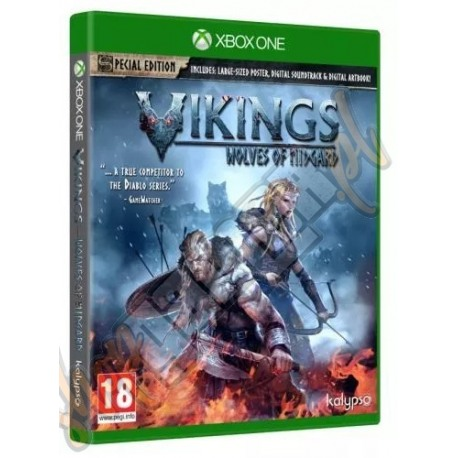 Vikings: Wolves of Midgard (nowa)