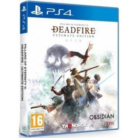 Pillars of Eternity II Deadfire - Edycja Ultimate PL (używana)