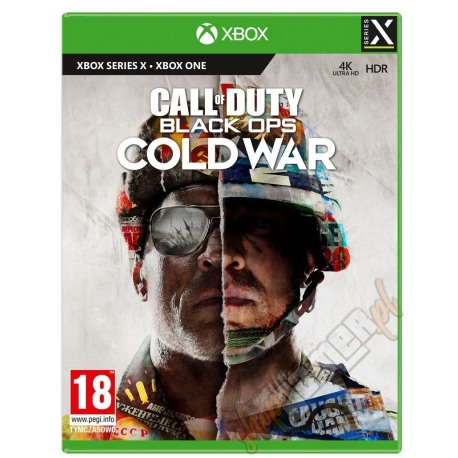 Call of Duty Black Ops Cold War PL