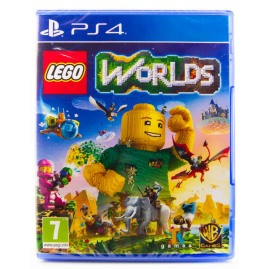 LEGO Worlds ANG (nowa)
