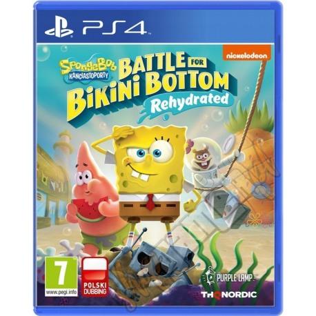 SpongeBob SquarePants: Battle for Bikini Bottom - Rehydrated PL (nowa)
