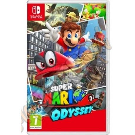 Super Mario Odyssey (używana)