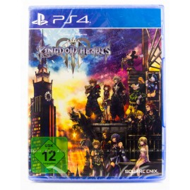 KINGDOM HEARTS III ANG (nowa)