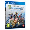 Monster Energy Supercross The Official Videogame 3 (używana)