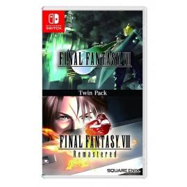 Final Fantasy VII + VIII Remastered Twin Pack (nowa)